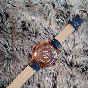 none Jewelry - Rose Goldtone Watch